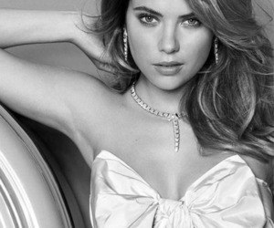 black and white and ashley benson image