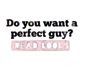 book, perfect, and guy image