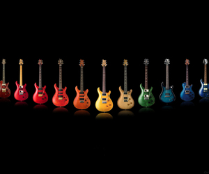 awesome, cool, and guitars image