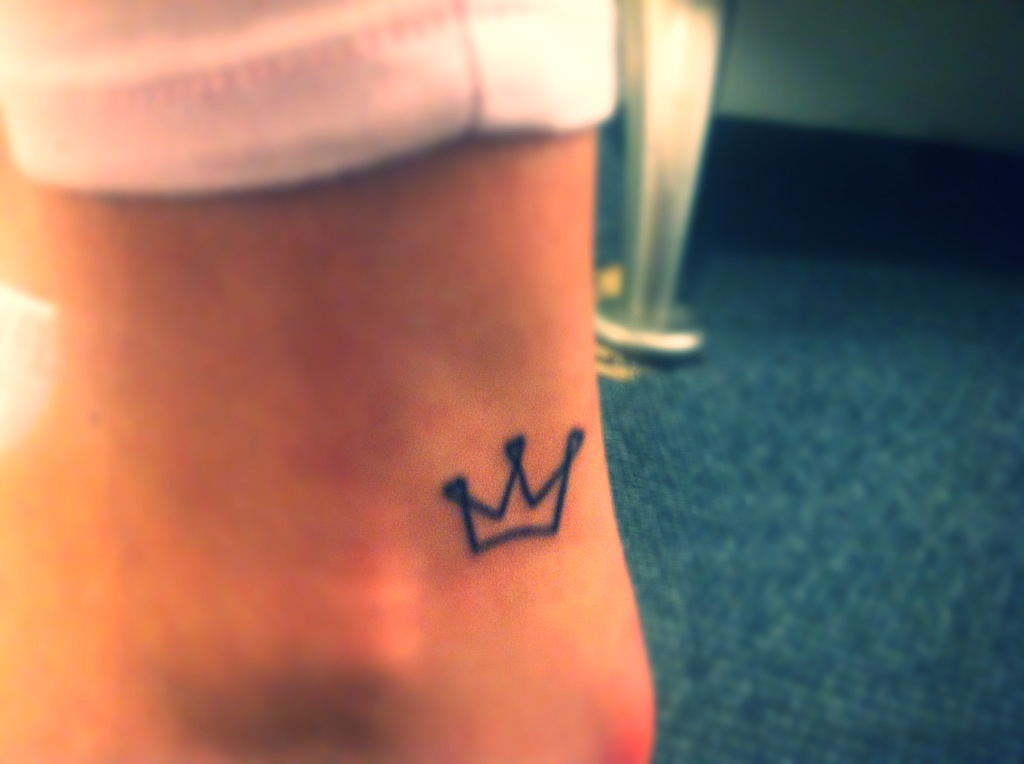 Ankle Tattoo Shared By Varin Maria On We Heart It