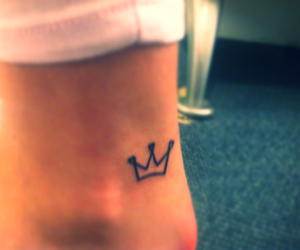 tattoo and ankle image