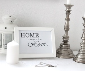candles, interior, and quote image