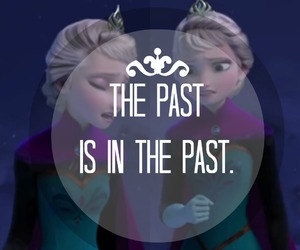 frozen, let it go, and olaf image
