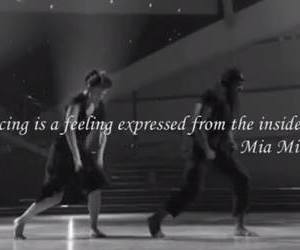 dancing and love image