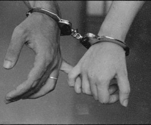 ever, handcuff, and forever image