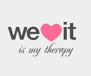 therapy, we heart it, and heart image