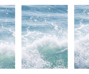 ocean, blue, and tumblr image