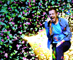 coldplay, Chris Martin, and butterfly image