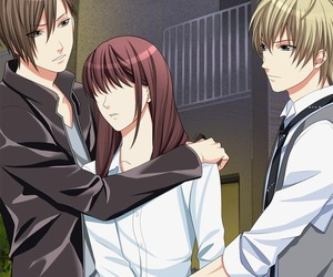 voltage, my forged wedding, and ren shibasaki image
