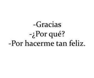 love, feliz, and gracias image