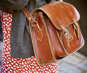 bag, style, and vintage image