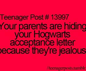 hogwarts, harry potter, and teenager post image