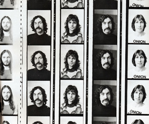 Pink Floyd, david gilmour, and nick mason image