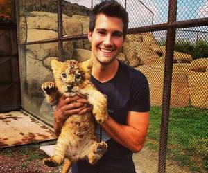Animales, cat, and james image