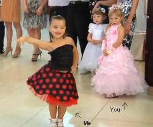 dance, funny, and kids image