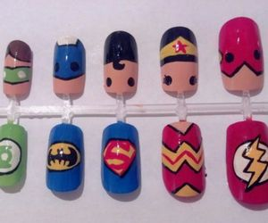 nail art, nails, and hero image
