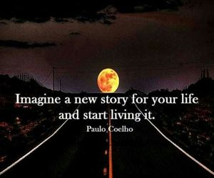 imagine, story, and life image