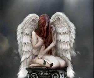 angel and engel image