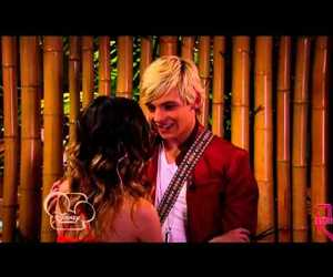 kiss, ross lynch, and austin and ally image