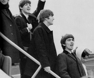 the beatles and usa image
