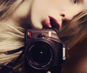 blonde, hair, and retro image