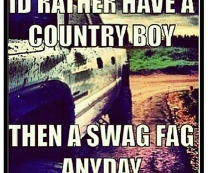 boy, country, and fag image