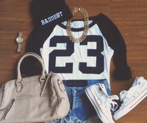 fashion, outfit, and 23 image