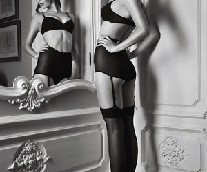 sexy and lingerie image