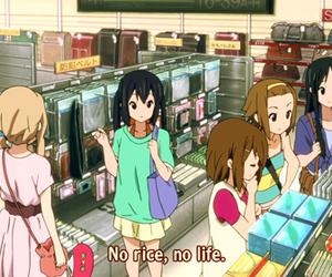 k-on and anime image