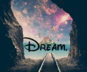 Dream, disney, and galaxy image