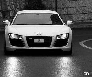audi, expensive, and money image