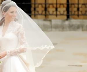 wedding, royal wedding, and kate image