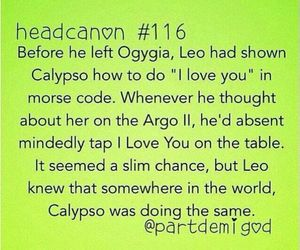 Calypso, percy jackson, and heroes of olympus image