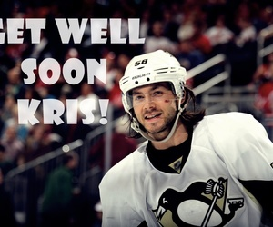 nhl, kris letang, and hockey image
