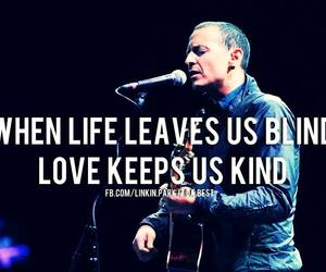 quotes, linkin park, and chester bennington image