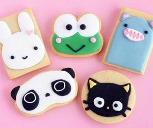 Cookies, kawaii, and frog image