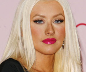 aguilera, barbie, and blonde image