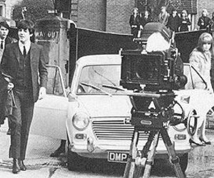 60's, Paul McCartney, and jane asher image