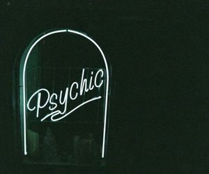 grunge, psychic, and neon image