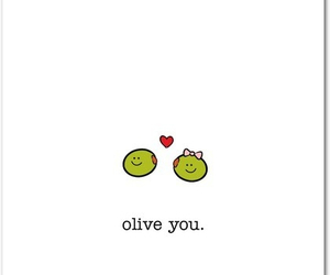 love, olive, and you image