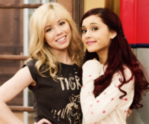 sam and cat and cute image
