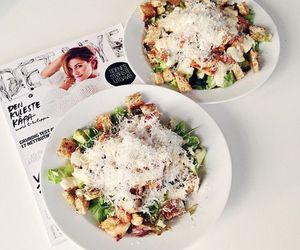 healthy, fashion, and food image