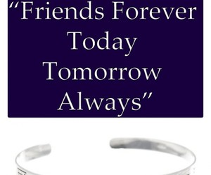 friendship quotes, friend quote, and bff gifts image