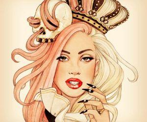 Lady gaga, gaga, and art image