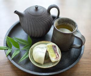japan, tea, and traditional image