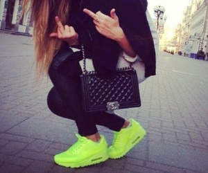 fashion, airmax, and hyperfuse image