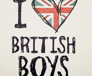 boy, british, and one direction image