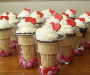 treats, Valentine's Day, and cute image