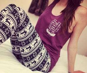 fashion, leggings, and clothes image