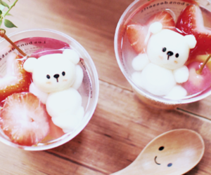 food, cute, and drink image